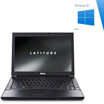 Laptop Refurbished Dell Latitude E6400 P8600 Windows 10 Home foto mare
