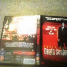 Death Sentence (2007) - DVD - Film thriller, Engleza