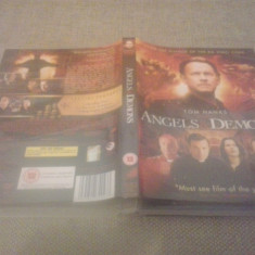 Angels and demons (2009) - DVD - Film thriller, Engleza