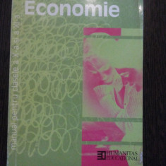ECONOMIE (clasa a X-a si a XI -a) - C. Gogoneata - Humanitas, 2002, 151 p. - Curs Economie