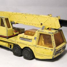 Macheta masina Matchbox 1974 macara mobila Hercules - Macheta auto