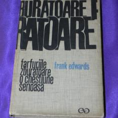 Farfuriile zburatoare o chestiune serioasa - Frank Edwards ozn (f0201 - Carte paranormal