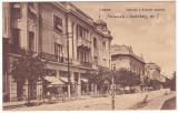#1967- Romania, Lugoj, c.p. necirc. 1916:  Imagine partiala strada Szende, Necirculata, Fotografie