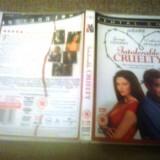 Intolerable cruelty (2003) - DVD