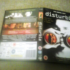 Disturbia (2007) - DVD - Film thriller, Engleza