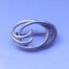 Brosa veche argint 925 - Brosa argint