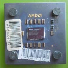 Procesor AMD Athlon 900MHz 256/200 socket 462 socket A - Procesor PC AMD, Numar nuclee: 1, Sub 1.0GHZ, A