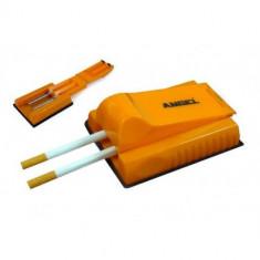 Aparat pentru injectat tutun in tigari marca Angel Dublu - Aparat rulat tigari