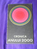 Cronica anului 2000 - Mircea Malita(f0206