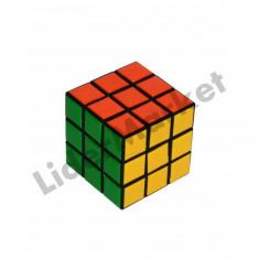 Cub Rubik 6.5cm - joc de logica - Jocuri Logica si inteligenta