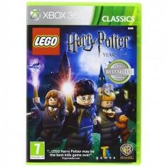 Warner bros interact Joc software Lego Harry Potter 1-4 Classics Xbox 360