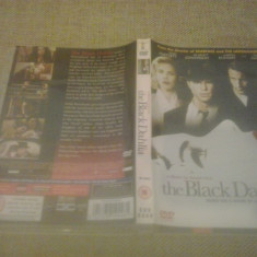 The Black Dahlia (2006) - DVD - Film thriller, Engleza
