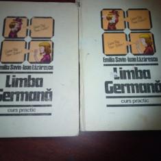 LAZARESCU/SAVIN - LIMBA GERMANA CURS PRACTIC (EDITIE CARTONATA) - Curs Limba Germana