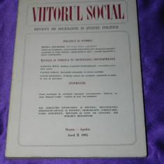 Revista Viitorul Social anul X martie aprilie 1981 (f0090
