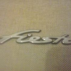 Sigla emblema - FIESTA - FORD - 116 x 30 mm - Embleme auto