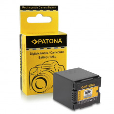 Acumulator compatibil Panasonic CGA-DU21,CGA-DU07,CGA-DU14/2100mAh marca Patona,
