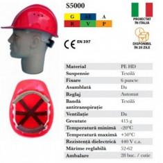 Cască de protecție S5000 P LICHIDARE STOC