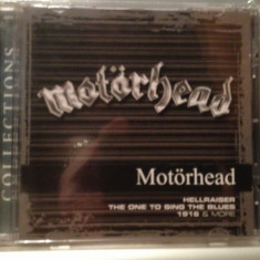 MOTORHEAD - COLLECTIONS (2007/SONY MUSIC)-CD NOU/SIGILAT/ORIGINAL - Muzica Rock