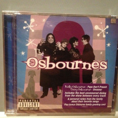 THE OSBOURNE ALBUM (OZZY OSBOURNE) (2002/SONY REC/USA ) -CD NOU/SIGILAT/ORIGINAL - Muzica Rock Columbia