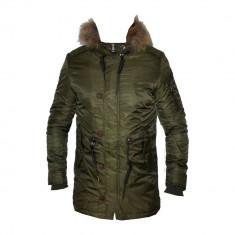 Geaca Barbati Zara David Beckham Model Gros De Iarna Cod Produs D696 2 Culori, Marime: XL, XXL, Culoare: Din imagine, Piele