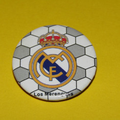 Insigna fotbal REAL MADRID