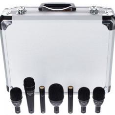 Microfoane Tobe Altele Audix Fusion FP-7 Drumset