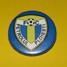 Insigna fotbal PETROLUL PLOIESTI