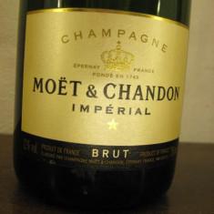 Rare șampanie moet & chandon brut imperial, 750ml, 12% vol cadou de Crăciun 'A'