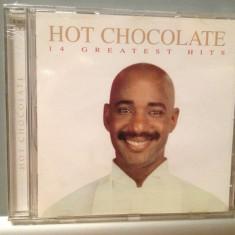 HOT CHOCOLATE - 14 GREATEST HITS (1996/EMI REC/UK ) -CD NOU/SIGILAT/ORIGINAL - Muzica Pop emi records