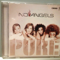 NO ANGELS - PURE (2003/UNIVERSAL REC/GERMANY ) - CD NOU/SIGILAT/ORIGINAL - Muzica Pop emi records