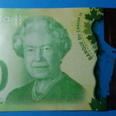 Canada 20 dollars 2012 UNC - bancnota america