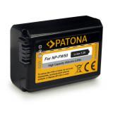 Acumulator pt Sony NP-FW50, NEX.5, NEX.5A, NEX-3, NEX-3C, marca Patona,, Dedicat