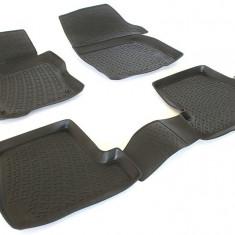 Covoare cauciuc stil tavita FORD FOCUS III 2010-2016 ( 3D 0112, A10 ) - Covorase Auto, FOCUS III - [2011 - 2013]