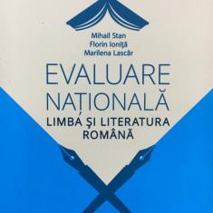 EVALUARE NATIONALA 2017 LIMBA SI LITERATURA ROMANA - Mihail Stan, Ionita, Lascar - Culegere Romana