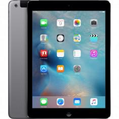 Apple iPad 2, Cellular, 16GB, 3G, Space Grey (A1396), Gri, Wi-Fi + 3G, 9.7 inch