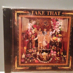 TAKE THAT - NOBODY ELSE (1995/BMG ARIOLA REC/UK ) -CD NOU/SIGILAT/ORIGINAL