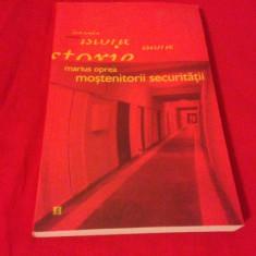 MARIUS OPREA, MOȘTENITORII SECURITĂȚII - Istorie