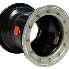 G2 9X8 3B+5N 4/115 WR IR IB BB WITH RING - Jante ATV