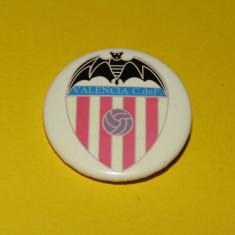 Insigna fotbal VALENCIA CF