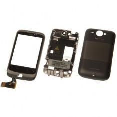 Carcasa fata mijloc capac spate Geam digitizer touch screen HTC Buzz Wildfire G8