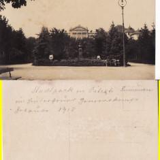 Pitesti (Arges) -WWI, WK1-militara - Carte Postala Muntenia 1904-1918, Necirculata, Printata