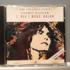 T.REX/MARC BOLAN - THE GREATEST SONGS (1991/WARNER/GERMANY) - CD ORIGINAL - Muzica Rock