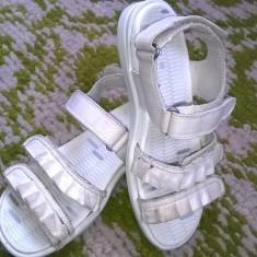 Sandale Ecco-talpa ortopedica nr 28 - Sandale copii Ecco, Culoare: Crem