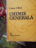 CHIMIE GENERALA-S.IFRIM,I.ROSCA