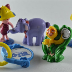 Figurine Disney, Kinder Surprise - Rio si Winnie the Pooh #389 - Surpriza Kinder