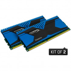 KIT Memorie RAM Kingston gaming HyperX Predator 8GB DDR3 1866 MHz CL9 Dual Channel