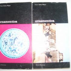 FRANZ SALES MEYER ORNAMENTICA 2 VOLUME