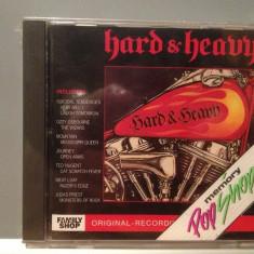 HARD & HEAVY - Selectie Rock (1991/Sony rec/UK) - CD NOU/SIGILAT/ORIGINAL - Muzica Rock Columbia