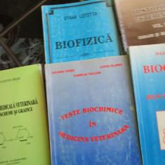 BIOCHIMIE, HISTOLOGIE, BIOFIZICA, TESTEBIOCHIMICE 5 CARTI ED. MIRTON - Carte Obstretica Ginecologie