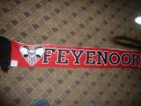 Fular al Suporterilor Echipei de Fotbal Feyenoord Rotterdam Olanda ,152 cm